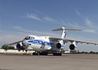 Engine mounted on IL-76TD-90 has operated more than 11 000 hours.