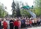 "OJSC ""Il"" hosted solemn ceremonies dedicated to the 71 th anniversary of the Victory in the Great Patriotic War"