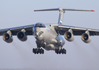 Second stage of manufacturer's tests for Il-76MD-90A heavy military-transport aircraft started