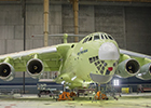 IL-78M-90A – Coating Before Test Flights