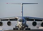 Il-76MD-90A proved its structural characteristics