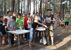 Young specialists Aviastar-SP held an event in honor of S.V. Ilyushin