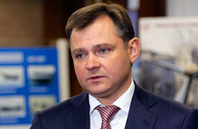 Yury Slyusar takes up the post of Director of UAC