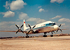 55 years ago regular passenger flights operation of IL-18 was started