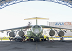 Production flight tests of the latest refueling aircraft IL-78M-90A are scheduled for July