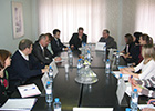"OJSC ""Il"" hosts a round-table discussion on cooperation with core enterprises and universities"