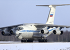 First Modernised Transport IL-76MD-M Aircraft Transferred to the Russian Ministry of Defence