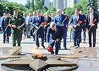 Events dedicated to the Day of Memory and Sorrow were held in Voronezh