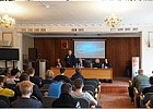 Meeting at the Aviation College of V.A. Kazakhov (Ghukovsky town)