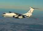 OJSC «Il» began upgrading the first Il-78 tanker of the Russian Airspace Forces (RAF) up to IL-78-2 version