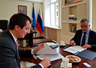 «Ilyushin» Aviation Complex and Moscow Physical and Technical Institute will cooperate in manpower training area