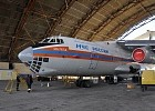 IL-76TD, rescued people in flooded Khabarovsk territory, carried out scheduled maintenance in Uliyanovsk