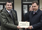 Ilyushin Aviation Complex opens its representational office on the territory of Russian Aviation Corporation «MiG» in Lukhovitsy
