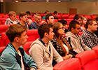 Students of specialized universities do practical training at OJSC «Il»
