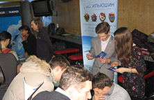 OJSC «IL» actively recruits prospective students in the targeted training programme for 2015