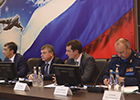Alexey Rogozin Takes Part in Discussion on Future of Military and Transport Aviation at Aviastar-SP