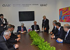 Agreement for Center of Russian transport aircraft engineering establishment in Ulyanovsk region was signed
