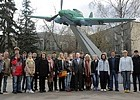 Finalists of aviation club Olympiad visited Open Joint Stock Company Ilyushin Aviation Complex