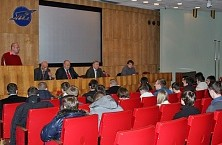 Meeting of the management of «IL» with students enrolled in the target set