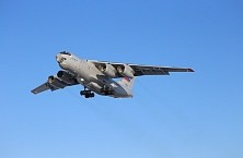 Second stage of manufacturer's tests of Il-76MD-90A heavy military transport aircraft started