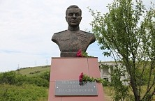 Solemn opening of S.V. Ilyushin's bust was held in Crimea