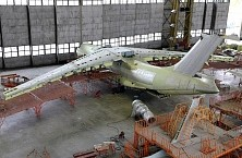 Overhaul of the Il-76 aircraft series for foreign customers