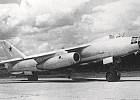 60 years passed since the first flight of jet bomber IL-54