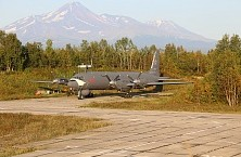 Russian Pacific Fleet Naval Aviation anti-submarine aircraft Il-38N and IL-38