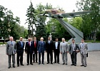 "OJSC ""Ilyushin Aviation Complex"" Executives held a business meeting with Indian Ministry of Defence representatives"