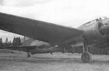 IL aircraft as part of military transport aviation