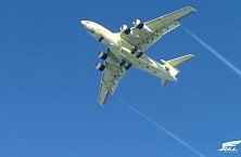 First flight of the new tanker IL-78М-90А