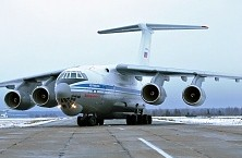 The first Il-76MD-90A for military transport aviation was transferred to Ivanovo – its permanent position