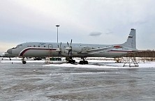 The Il-18 of the Russian Air Force